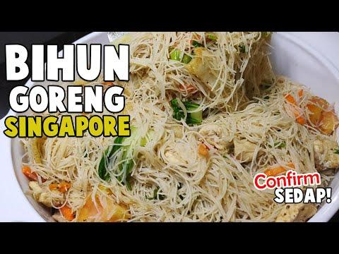 bihun-goreng-singapore-|-pedas-sedap-|-kena-cuba!