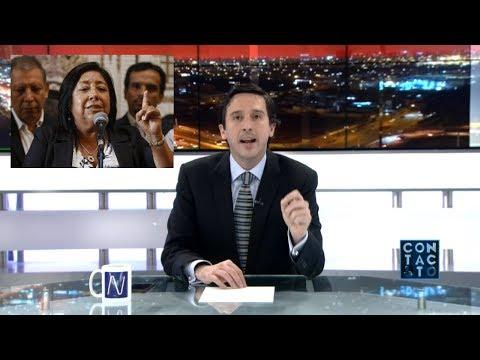 Mijael Garrido Lecca desnuda a congresista María Elena Foronda y su asesora Nancy Madrid