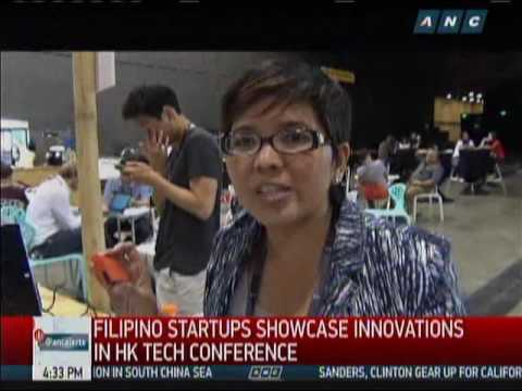 Filipino startups at RISE Conference in Hong Kong