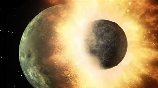 Scientists Solve Puzzle of Moon