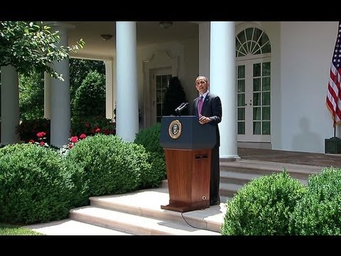 President Obama Speaks on Department of Homeland Security Immigration Announcement