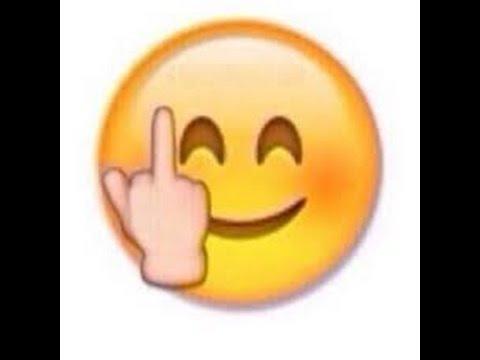 emoji doigt dhonneur android