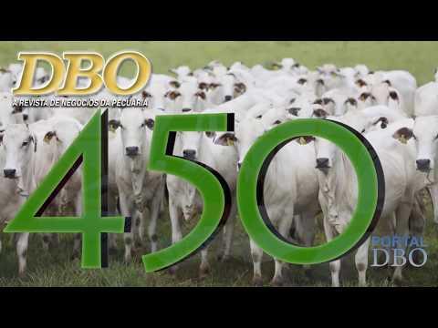 DBO edição 450: uma trajetória dedicada à pecuária