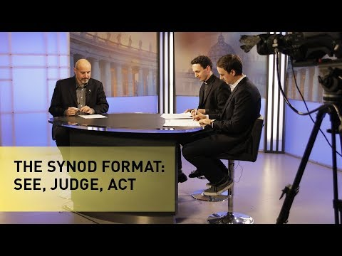 The Synod Format: See, Judge, Act