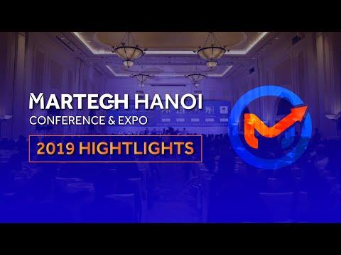 Highlights: MarTech Conference & Expo Hanoi 2019 & Welcome to MarTech 2020