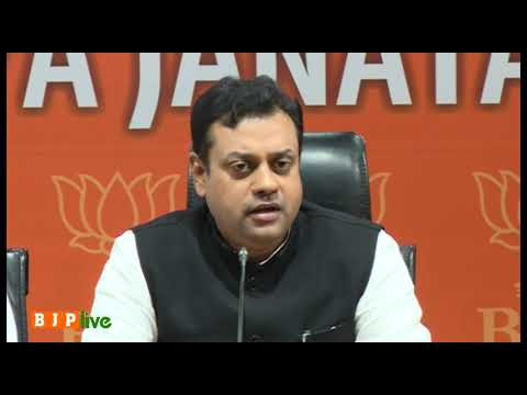 Is Rahul Gandhi a contract killer of the idea called India?: Dr  Sambit  Patra