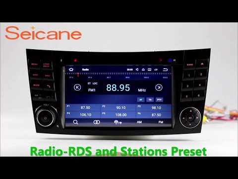 Aftermarket BMW E90 Navigation - BMW E90 DVD Player Radio Upgrade .