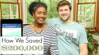 How to Save Money | How We Saved $200k