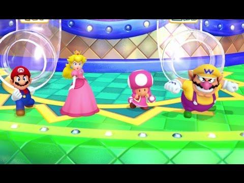 Mario Party 10 - Minigame Tournaments
