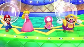 Mario Party 10 - Minigame Tournaments