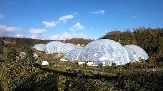 Eden Project -  ̶a̶n̶g̶i̶e̶l̶s̶k̶i rajski ogród pod kopułą