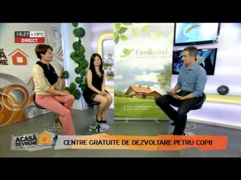Daniela Rotaru, jurnalist Familia md și Ludmila Botnaru, vice director la Centrul Republican pentru
