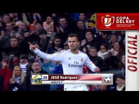 Resumen de Real Madrid (1-0) RCD Espanyol - HD Copa del Rey
