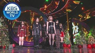 GFRIEND - Fever [Music Bank / 2019.12.20]