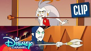 Witches Duel ⚔️| The Owl House | Disney Channel