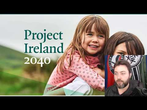 Checking Project Ireland 2040s Immigration Figures