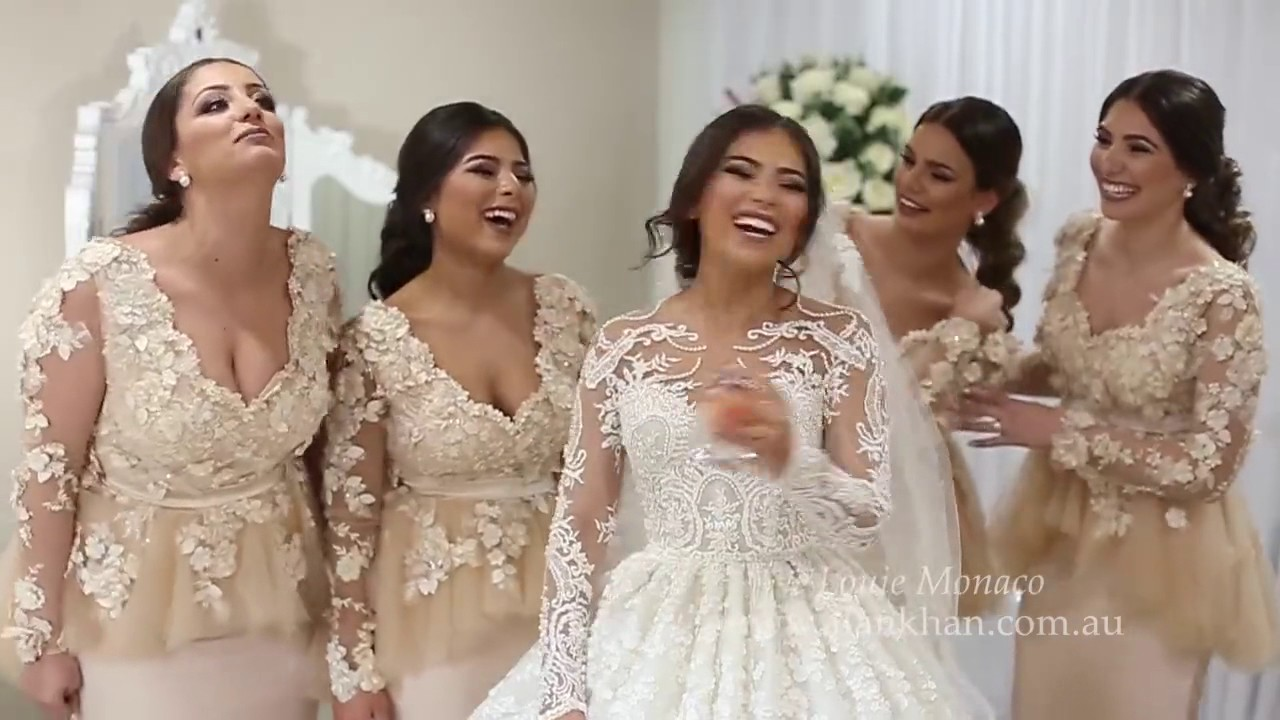 Lebanese Wedding Sydney - YouTube