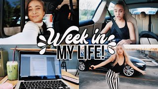 Week in My Life at School | #4