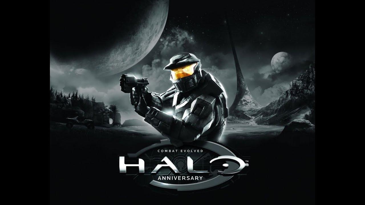 Halo 1 Combat Evolved Anniversary Pelicula Completa Español  - GameMovie