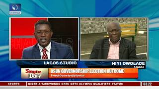 Osun Election: PDP Hints Legal Redress As Owolade Accuses INEC Of Bias Pt.3 |Sunrise Daily|