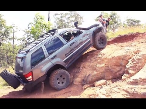 Jeep Grand Cherokee Off Road Bumper >> Sick Jeep Grand Cherokee, Jeeps meet offroading - YouTube