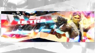 Ps Touch SpeedArt »[32] Ultra Shotzy » 3D Fortnite Header » (FREE GFX) [ Tutorial? ]