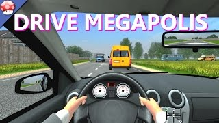 Drive Megapolis Gameplay PC HD [60FPS/1080p]