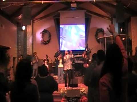 Alex Holt and Free Worship More than a Conqueror - Live Recording DEC 2009