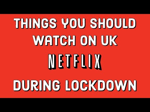 TV Shows To Watch On UK Netflix During Lockdown