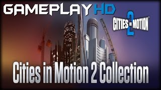 Cities in Motion 2 Collection Gameplay (PC HD)