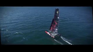 GC32 Foiling - Team Tilt