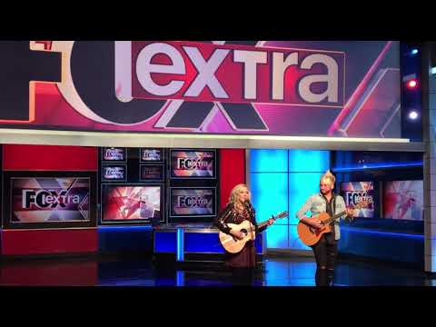 "Fox News- Kaylee Keller & Grant Mickelson perform ""Let Your Love"""