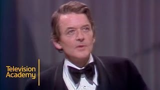 Hal Holbrook Delivers Moving Acceptance Speech for PUEBLO | Emmys Archive (1974)