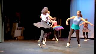 "Ballet Dance Routine: ""Rainbow"" From ""Leap!"""