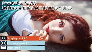 Cameras Focus Modes Explained | Continuous Auto Focus, Single Auto Focus