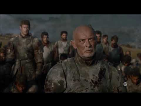 Gsme of thrones: Daenerys brûle vif les Tarlys S07 E05