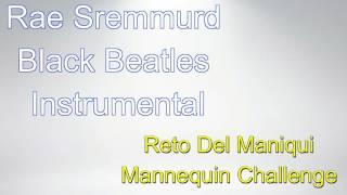 Black Beatles Instrumental - Cancion para Mannequin Challenge