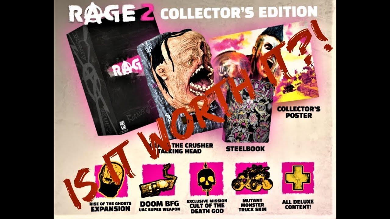 ken rage 2 collector edition