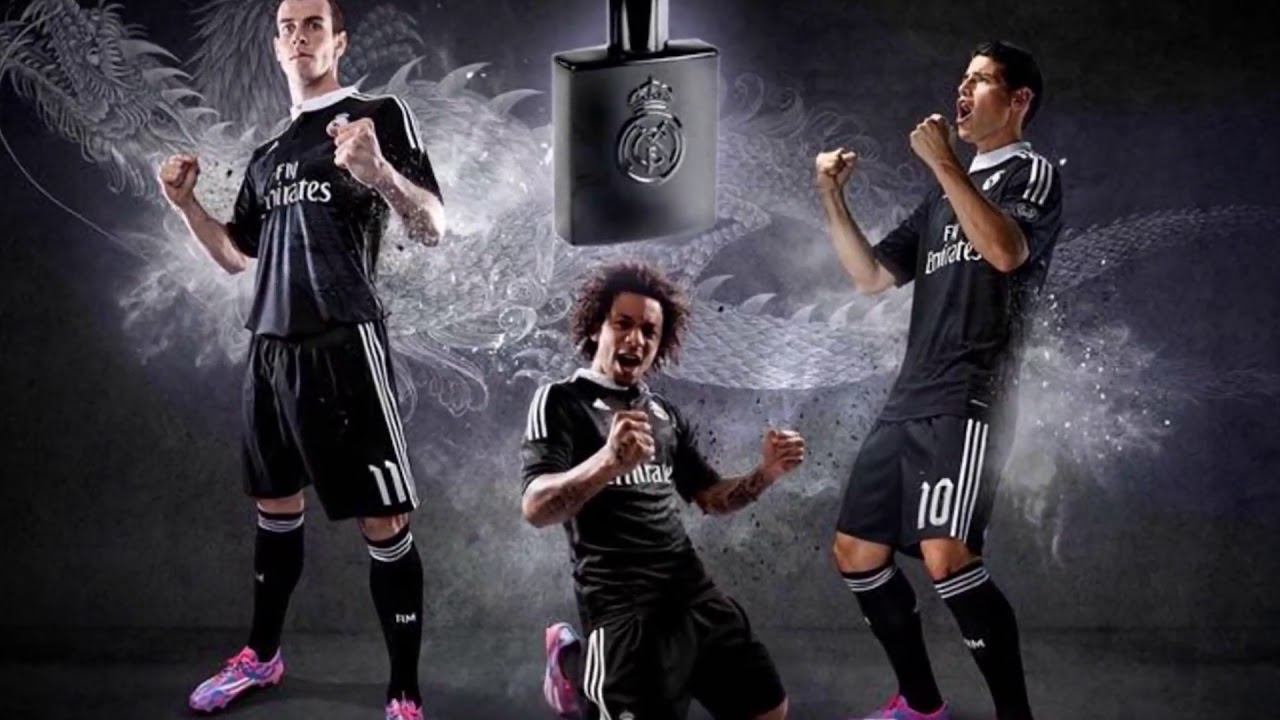 Air-Val International Real Madrid Black 100ml   3.4oz Men Eau de Toilette  Spray 0f092914cf9c1