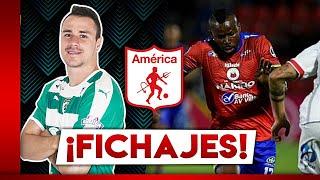 🚨¡BOMBA!🚨 | VALLECILLA y CORREA en AMÉRICA DE CALI!! | Mercado de Fichajes 2021 | Liga Betplay 2021