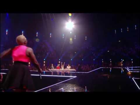 Ela levou os jurados e a plateia a loucura / Jeniffer Philips 2