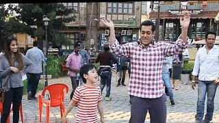 tubelight songs HD || Salman Khan Tubelight dance with Zhu Zhu -Radio song 16 May