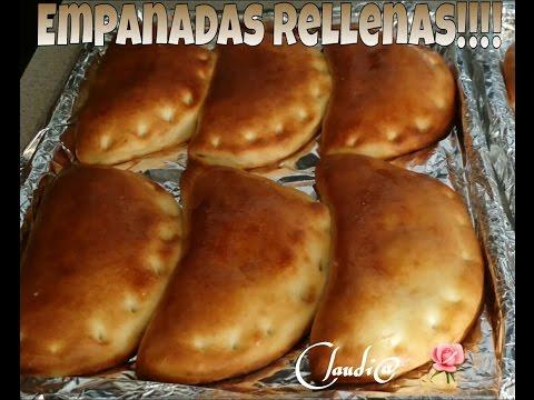 EMPANADAS  DE CALABAZA Y CAMOTE MUY RICAS!!!!!!!
