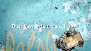 The Wonder Years - I Was Scared & I'm Sorry (Lyric Video)
