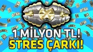 1 MİLYON TL STRES ÇARKI!! (EN PAHALI 10 STRES ÇARKLARI)