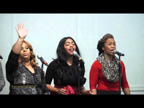 """Hallelujah Salvation and Glory,""  DCT Praise Team led By Brandon Hurst,  January 9, 2016"