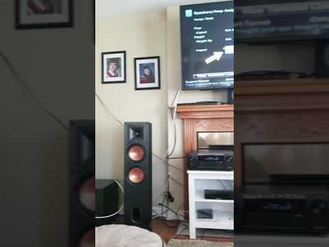Denon AVR-X4400H videos (Meet Gadget)