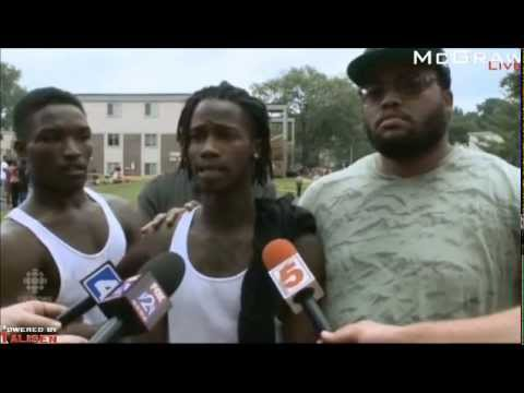 Mike Brown Shooting Witness Explains What He Saw