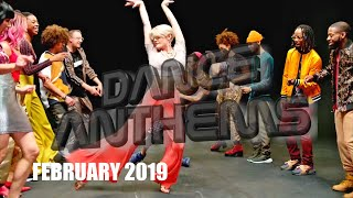 DANCE ANTHEMS FEBRUARY 2019