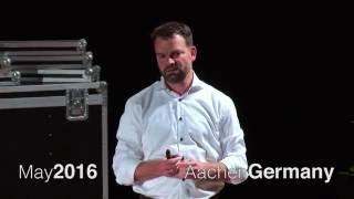 Irritation leads to innovation   Erik Joosten   TEDxRWTHAachen